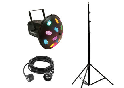 lighting equipment for sale of hire