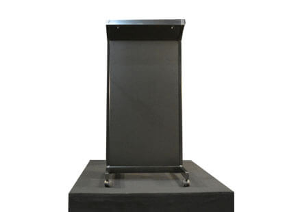 Lectern for conventions and meetings