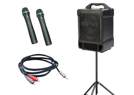 party and sound equipment 3