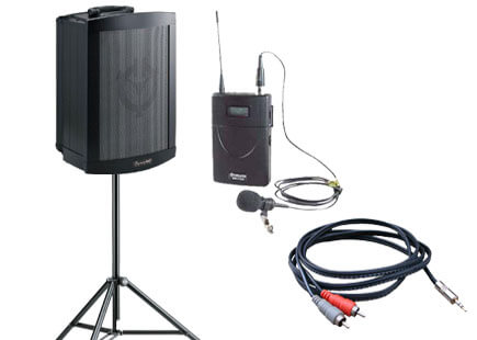 party and sound equipment 4