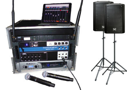 School Portable Audio Pack 2